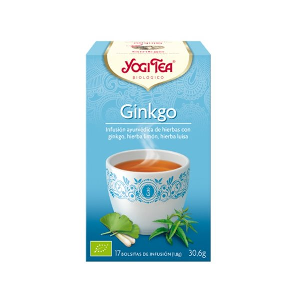 Yogi Tea Ginkgo bio