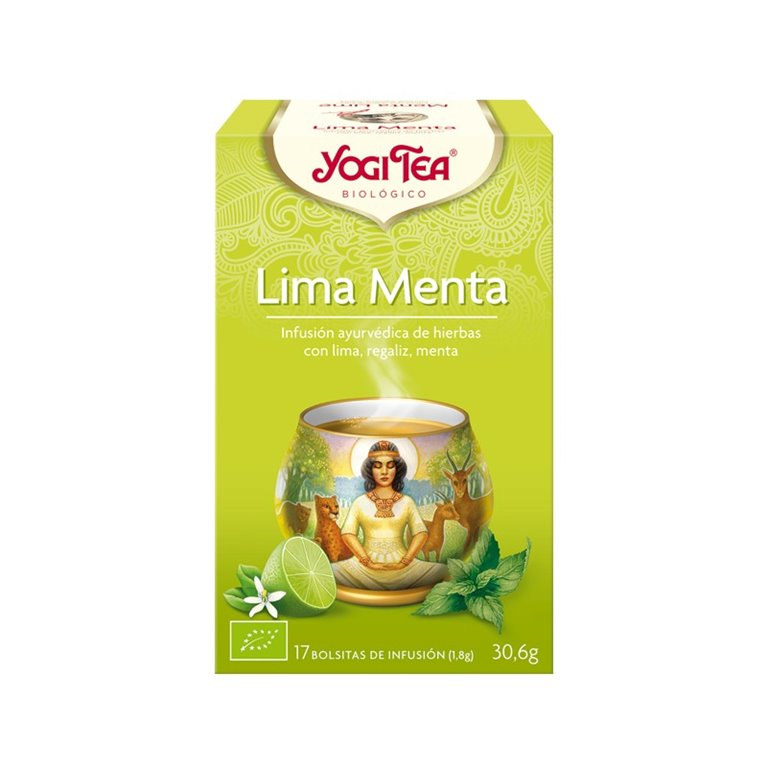 Yogi Tea Lima Menta Bio