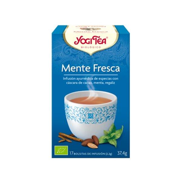 Yogi Tea Mente Fresca Bio