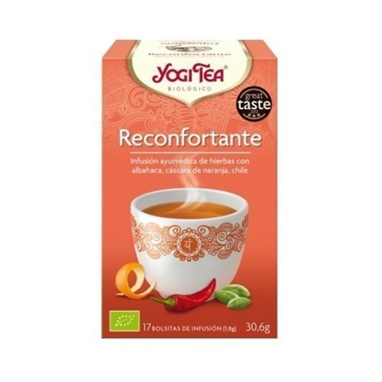 Yogi Tea Reconfortante