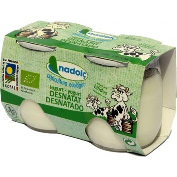 Yogur Desnatado 2X125gr