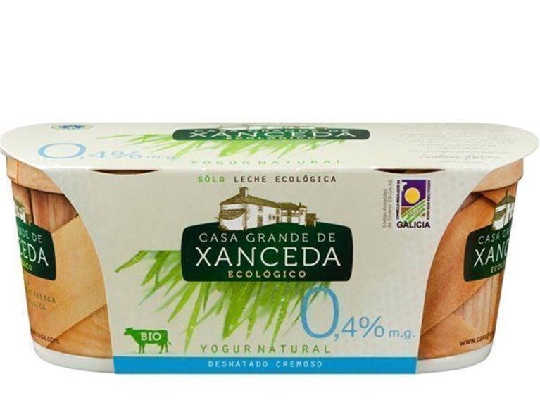 Yogur Desnatado Ecológico Natural, 250 gr