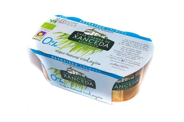 Yogur ECO 0%, 1 ud