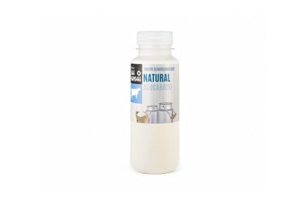 Yogur líquido natural azucarado (pack de 3 unidades - 250ml)