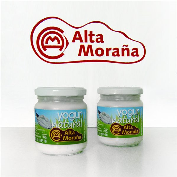Yogur natural Alta Moraña