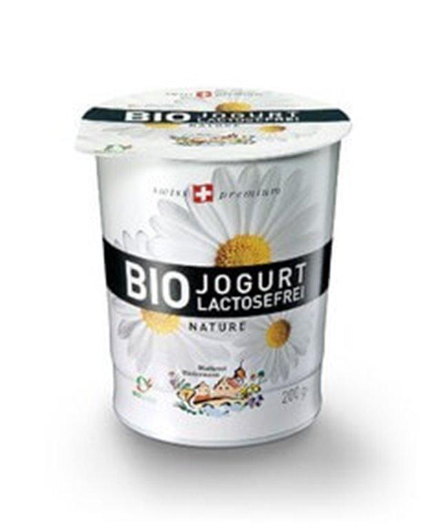 Yogur natural de vaca sin lactosa, 200 gr