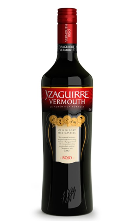 Yzaguirre Red Vermouth