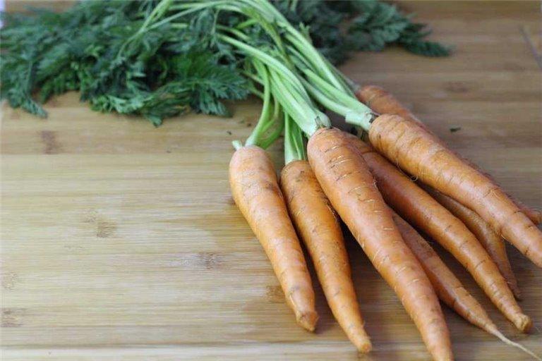 Zanahorias Ecológicas (450-500gr)