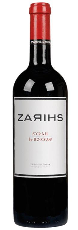 Zarihs Syrah By Borsao 2016