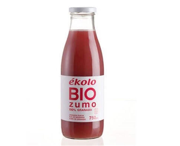 Zumo de granada BIO 750 ml - Ékolo