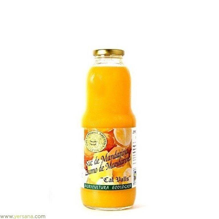 Zumo de mandarina, 1 ud