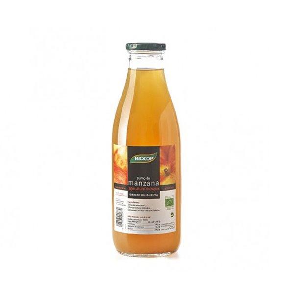 Zumo de manzana bio  Biocop
