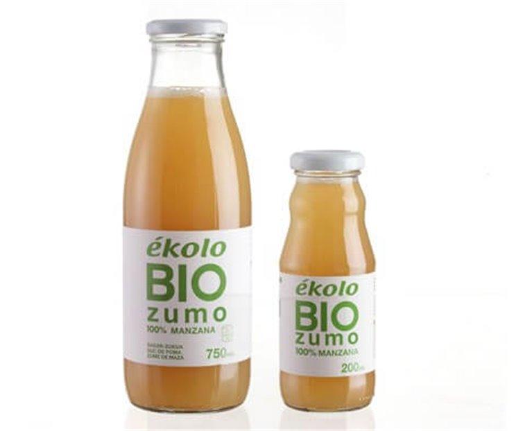 Zumo de manzana bio - Ékolo