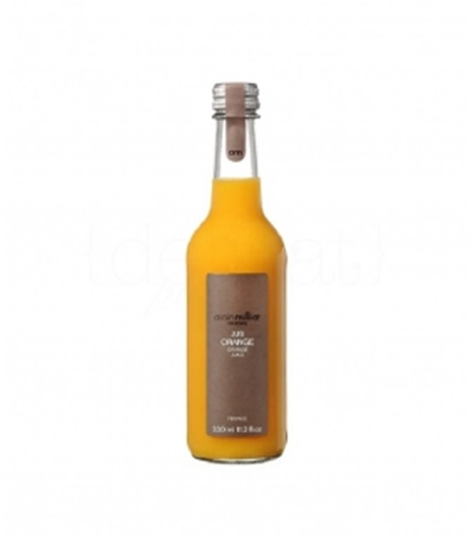 Zumo de Naranja 33cl. Alain Milliat. 12un.