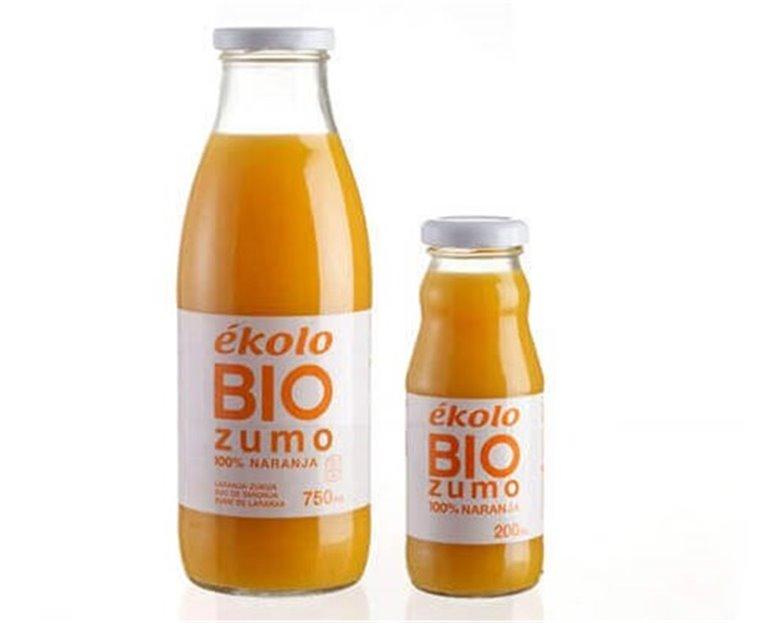 Zumo de naranja BIO - Ékolo