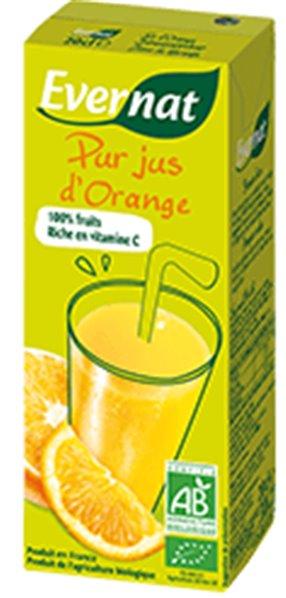 Zumo de naranja mini