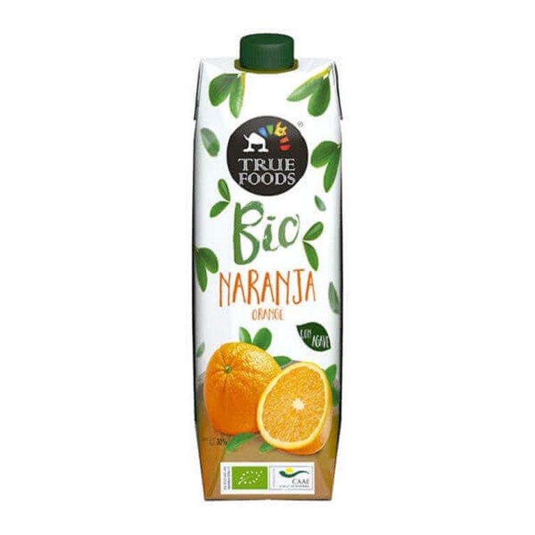 Zumo de naranja sin azúcar BIO