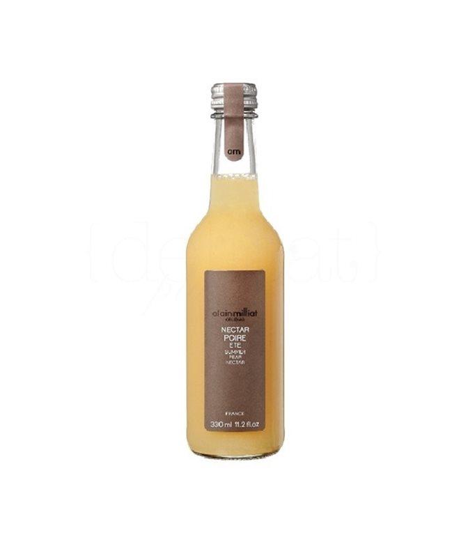 Pear Juice 33cl. Alain Milliat. 12un.