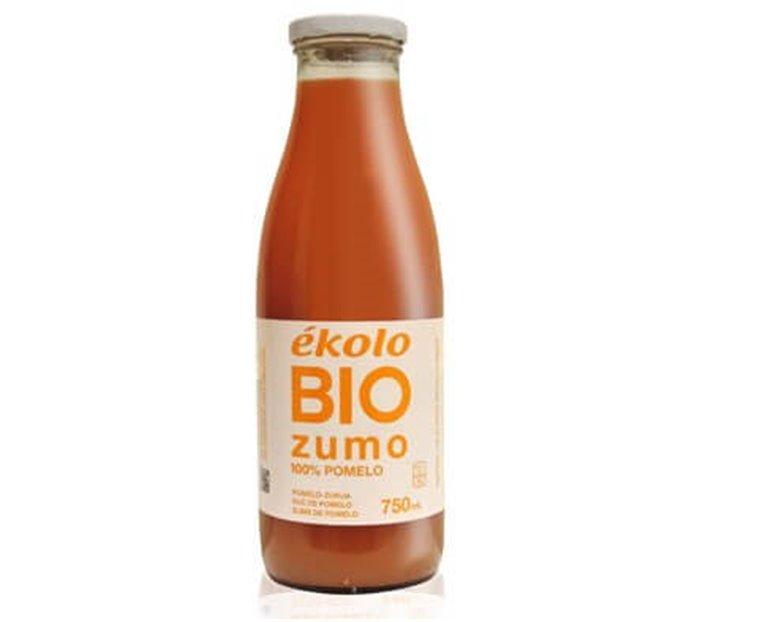 Zumo de pomelo - Ékolo