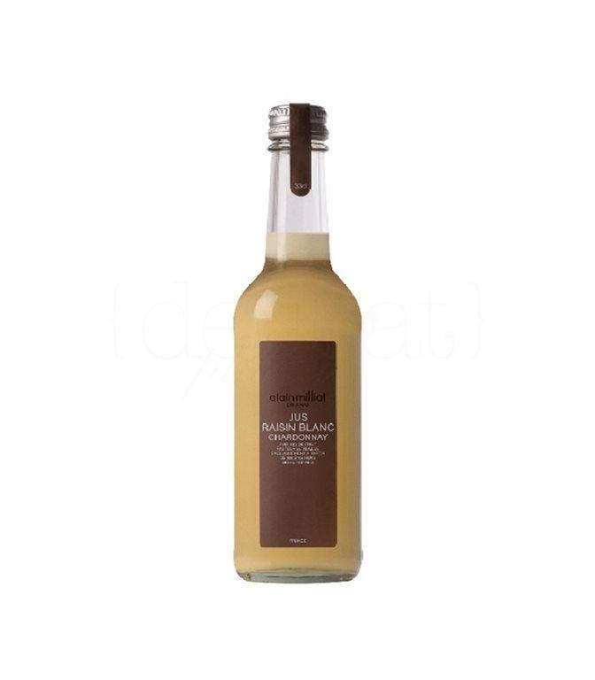 Grape Juice Chardonnay 33cl. Alain Milliat. 12un.