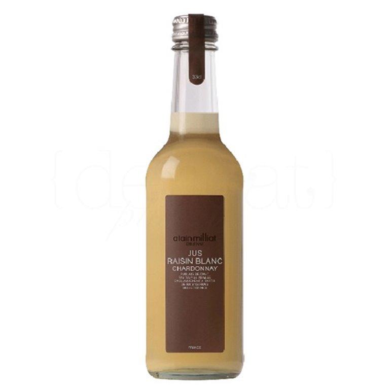 Zumo de Uva Chardonnay 33cl. Alain Milliat. 12un., 1 ud