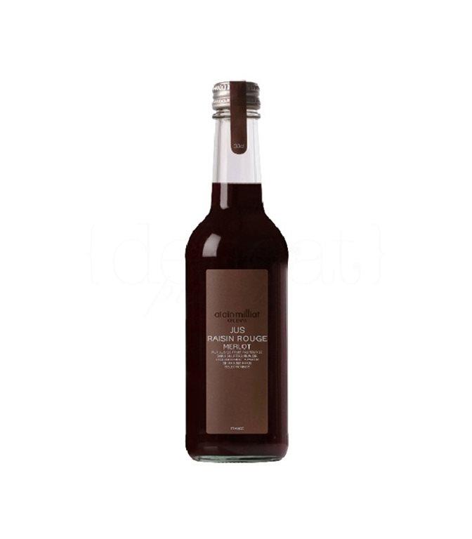 Grape Juice Merlot 33cl. Alain Milliat. 12un.