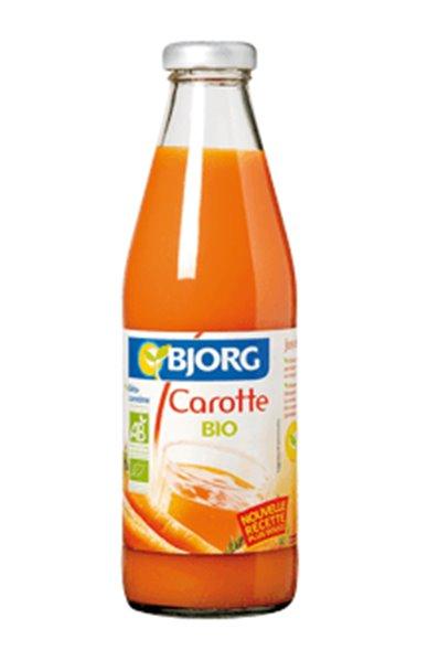 Zumo de zanahoria Bjorg