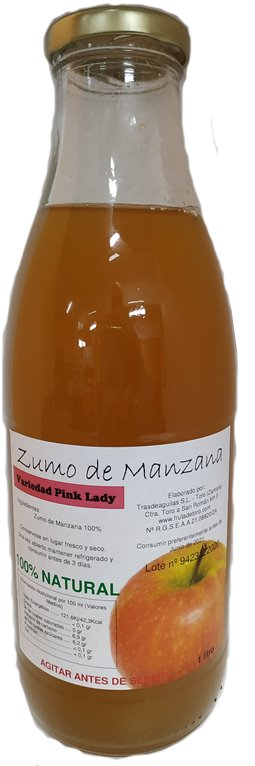 Zumo Natural Manzana Pink Lady, 1 kg