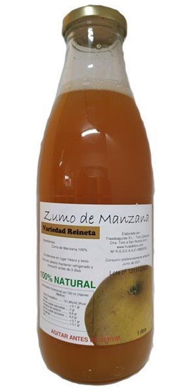 Zumo Natural Manzana Reineta Parda, 1 kg