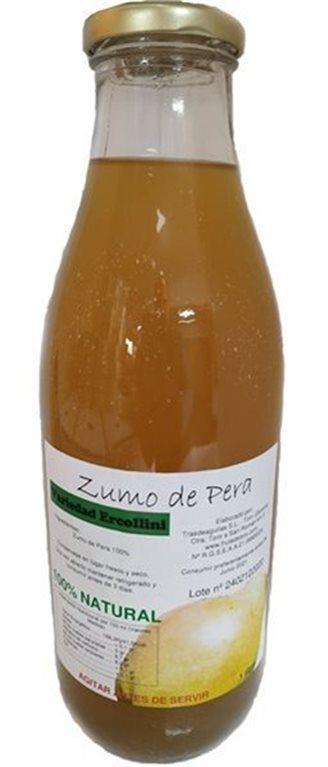 Zumo Natural Pera Ercolini, 1 kg