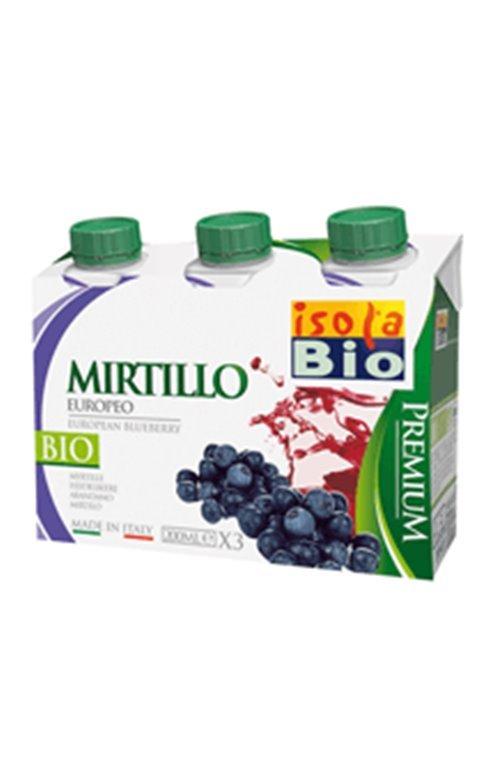 Zumo Premium Mirtilo (Arándano azul), 1 ud