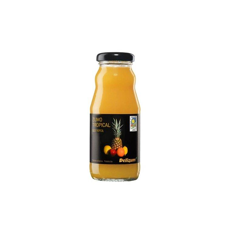 Organic Tropical Juice 200ml Delizum