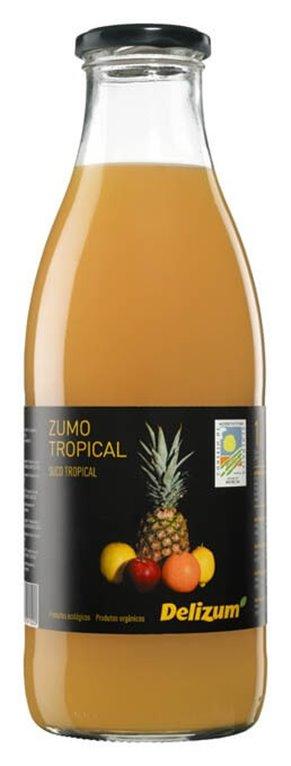 Zumo tropical - Delizum