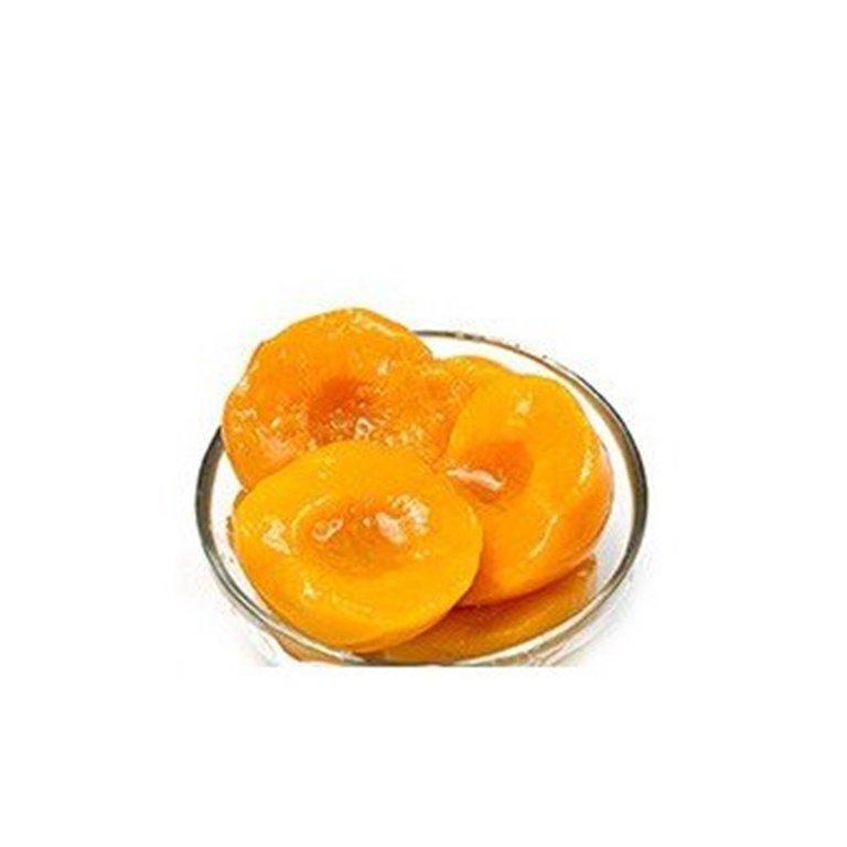 ir a Fruta en almíbar