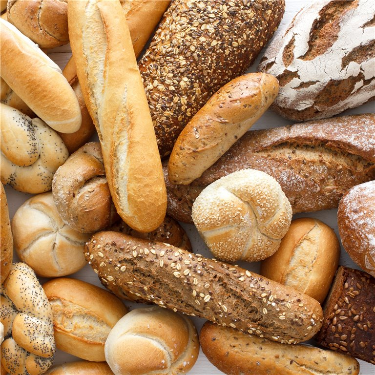 ir a Pan, galletas, bollería