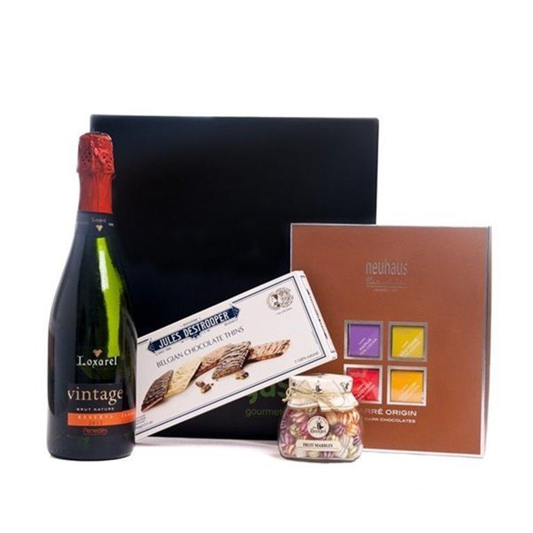 ir a Con chocolate