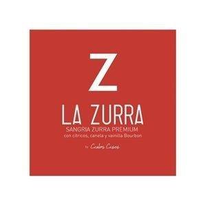 Logo Sangría Premium La Zurra