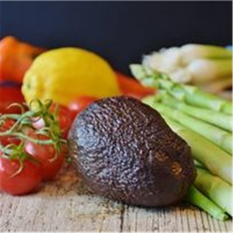 ir a Verduras y frutas