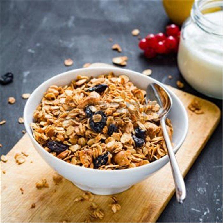 ir a Cereales desayuno