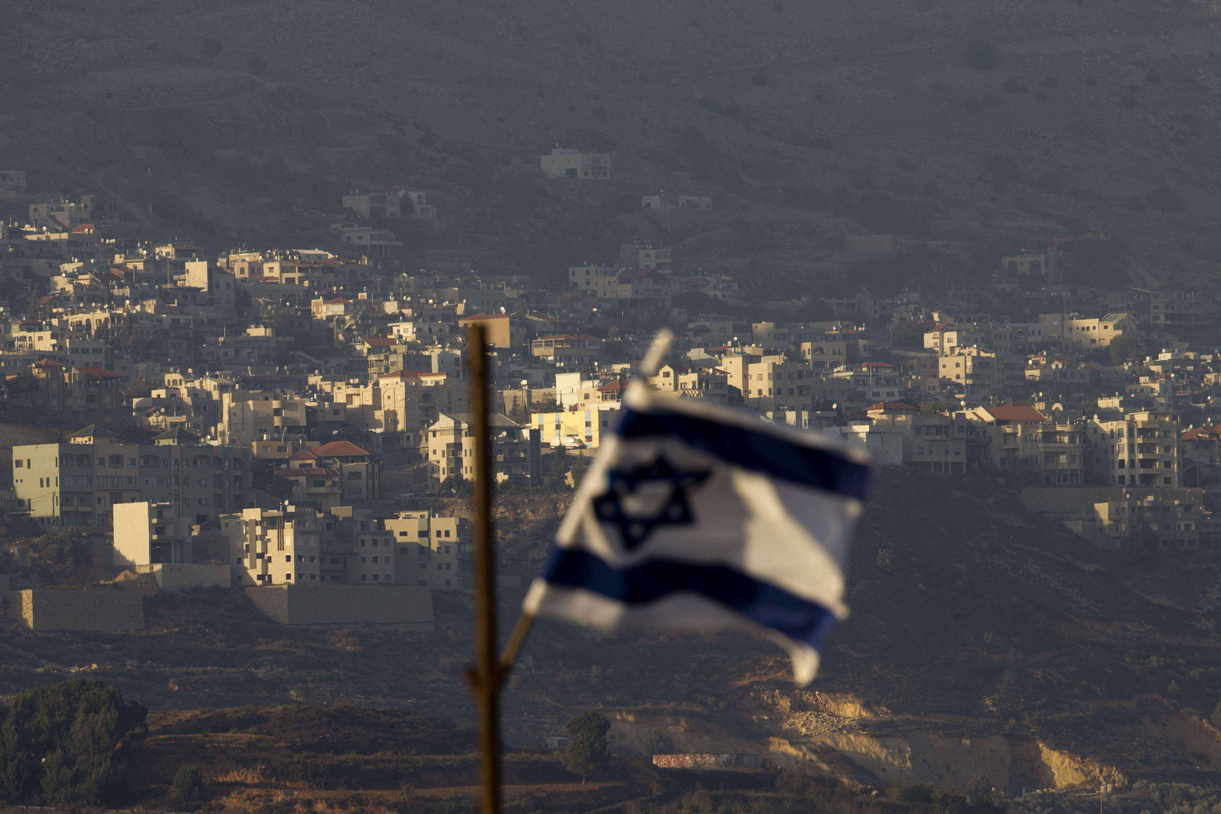 Polling was to occur in four Druze villages in the Golan, though it was called off in two because there were no candidates.
