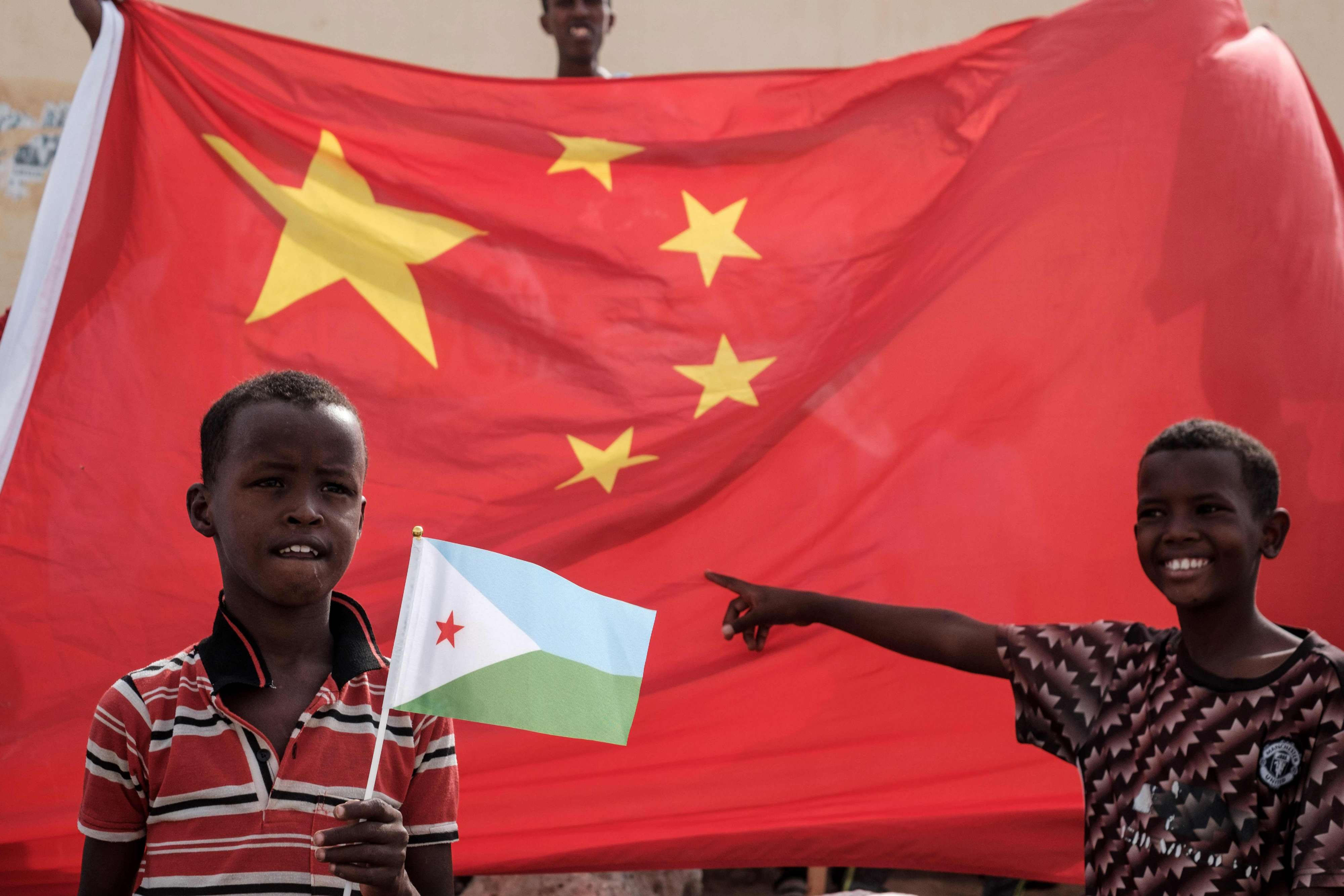 Djibouti is heavily indebted to China