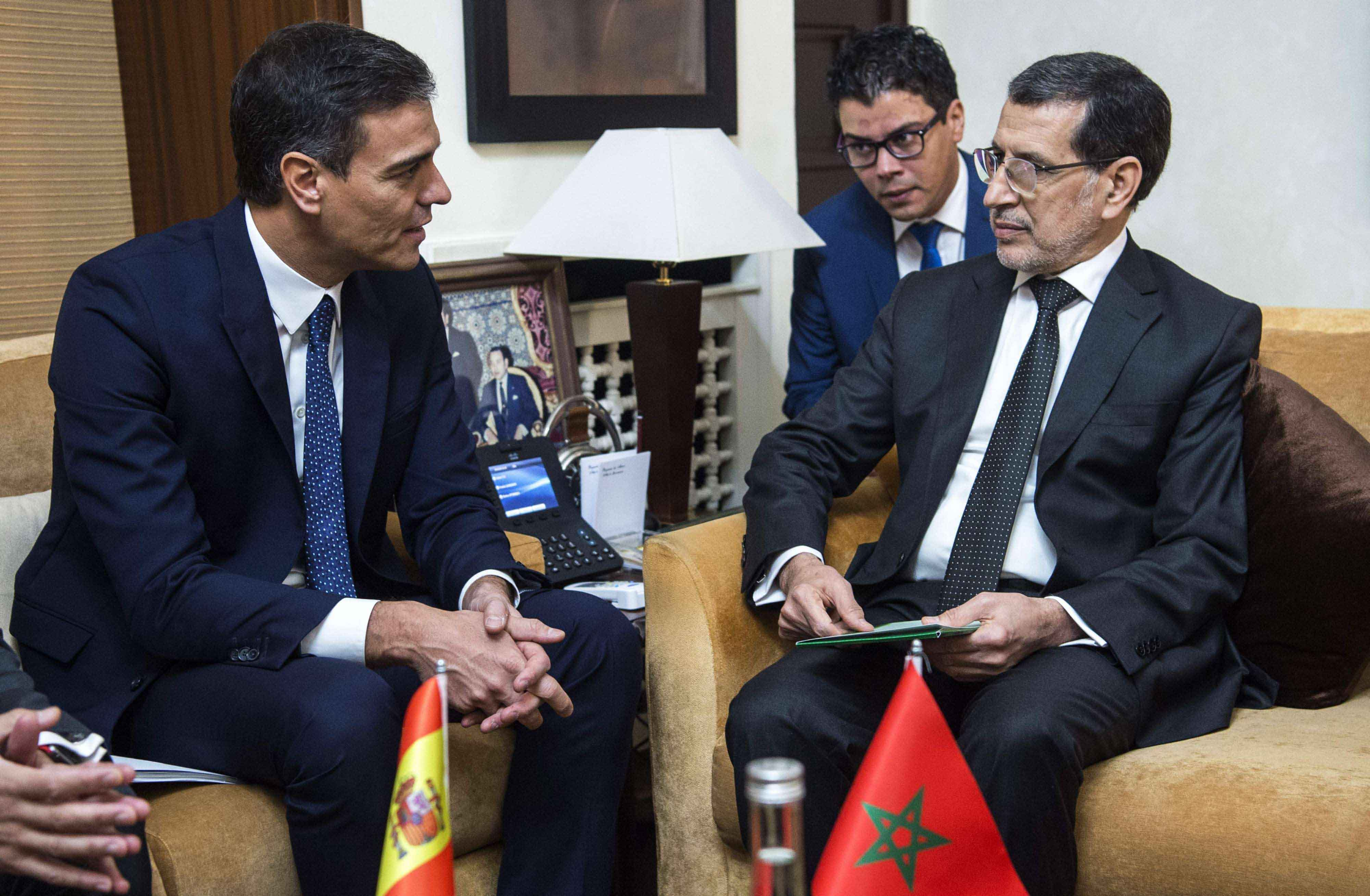 Moroccan authorities say that between January and the end of September they stopped some 68,000 illegal attempts to cross into Europe