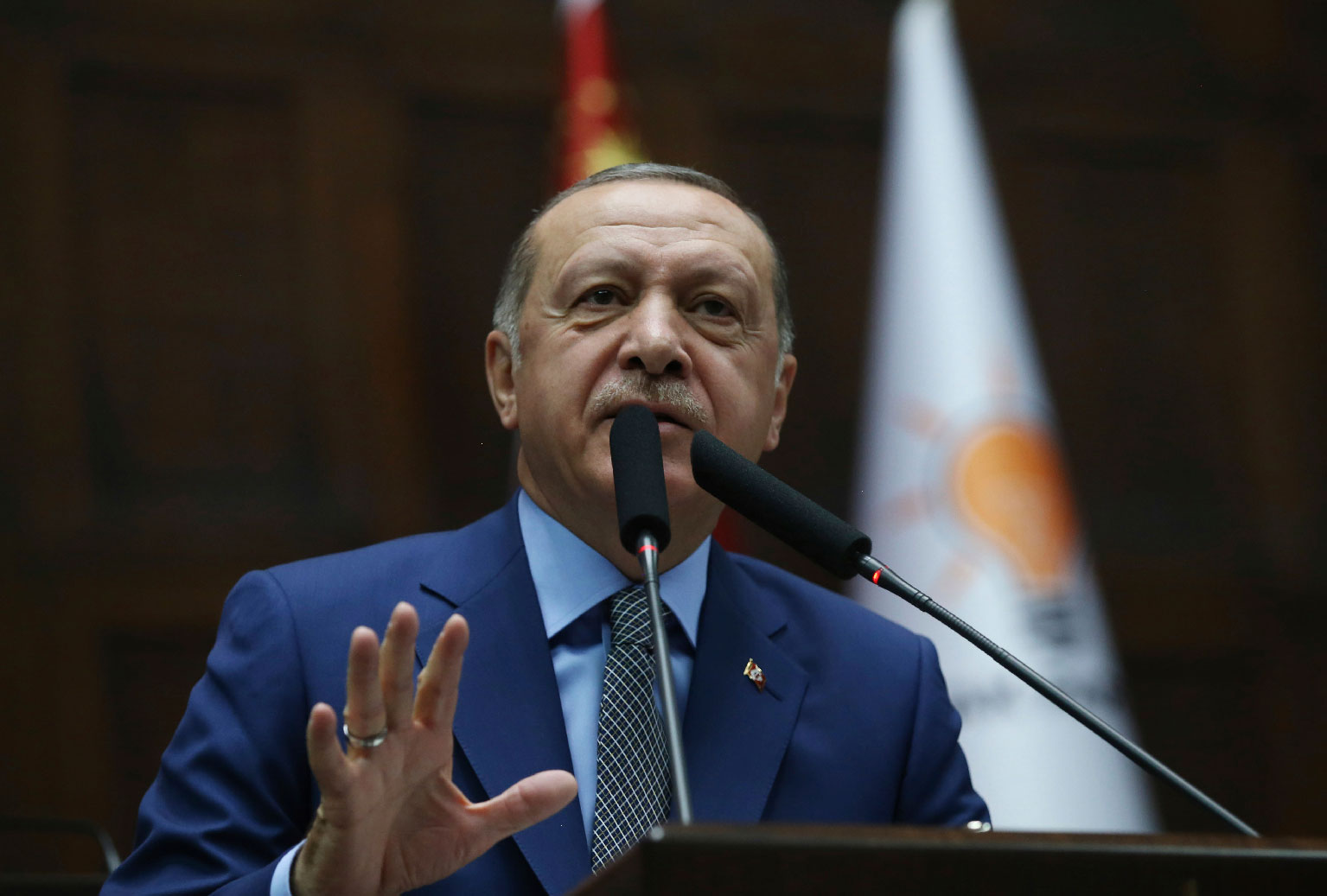 For Erdogan, promoting the Muslim Brotherhood is at the heart of this power struggle.