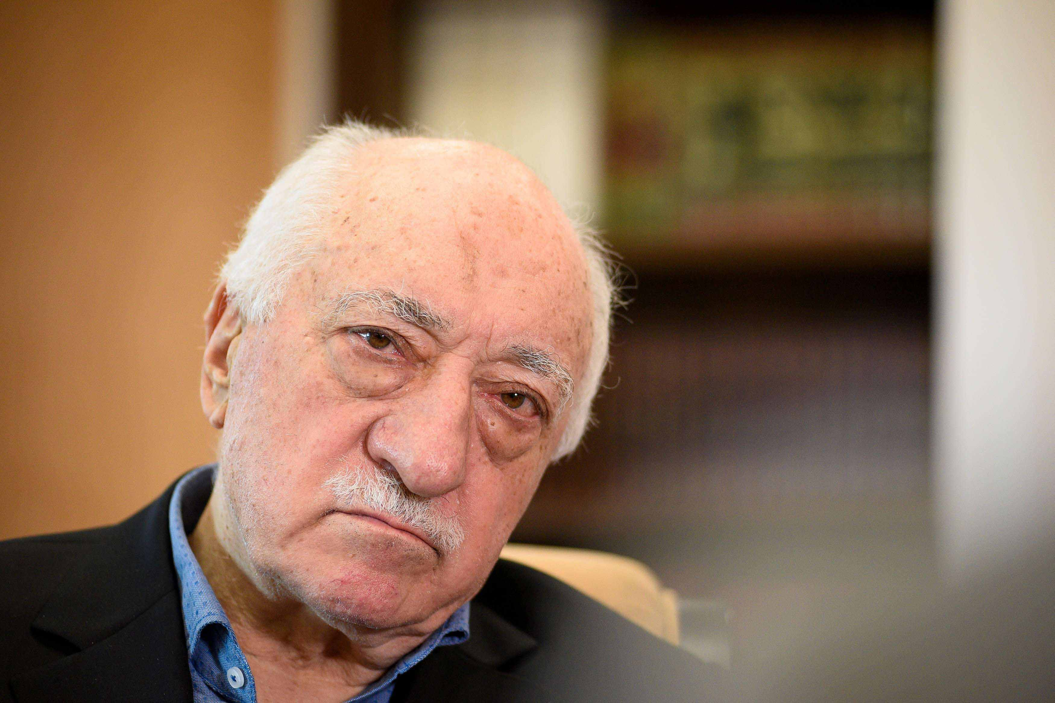 Ankara accuses Gulen of ordering the attempted overthrow of President Recep Tayyip Erdogan on July 15, 2016 but he strongly denies the claims