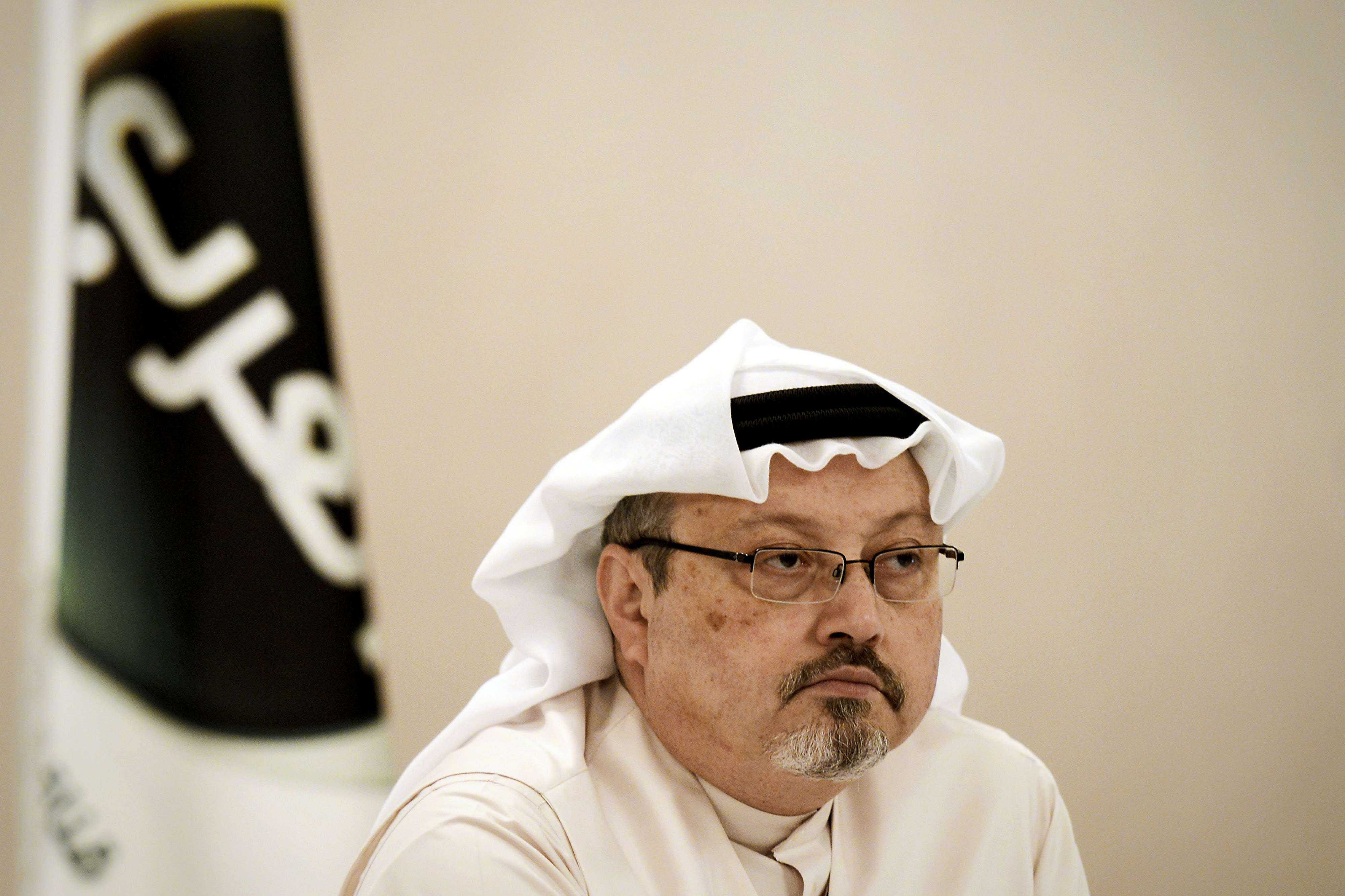 The remains of Khashoggi's body have not been found.
