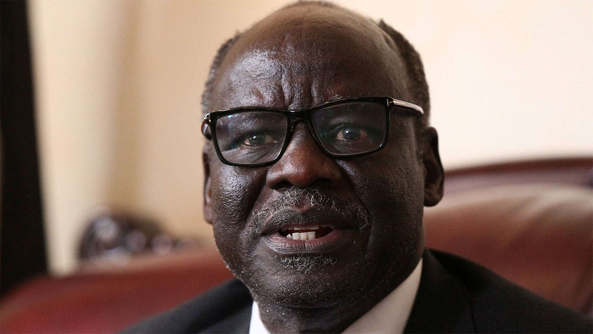 Lam Akol, a former minister in Kiir's government