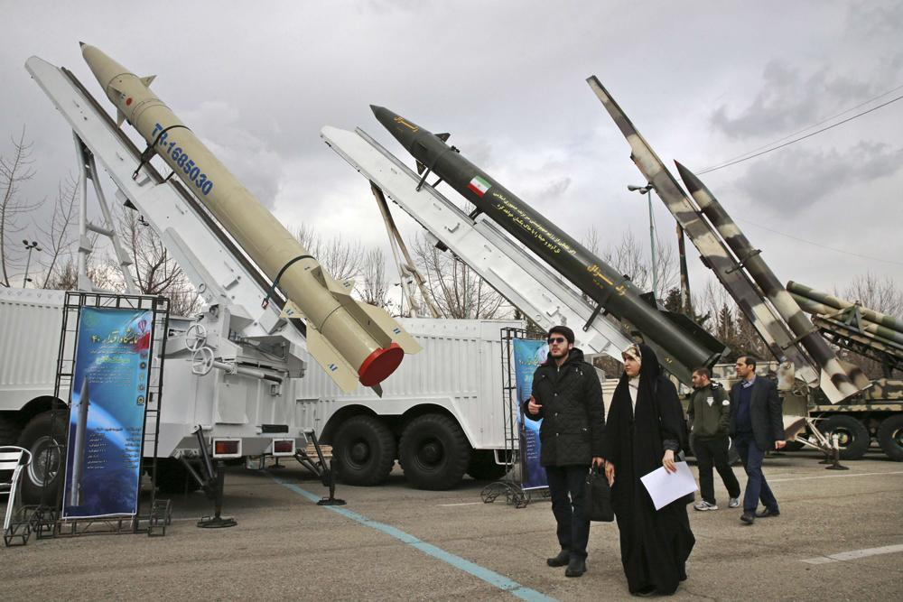 iran has expanded its missile programme in the last two decades, particularly its ballistic missiles, in defiance of the United States