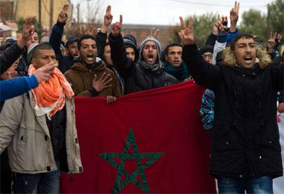 Morocco authorities vow to close Jerada's abandoned mines | MEO