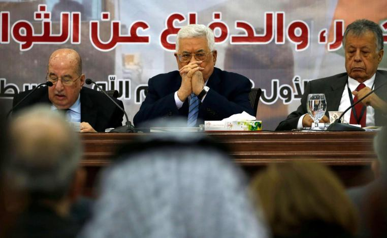 Abbas vowed to block any peace plan led by US President Donald Trump