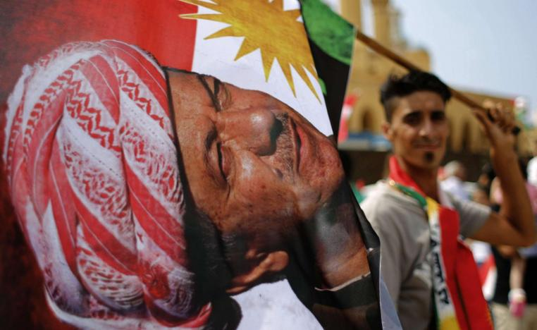 """Now that he is the great heavyweight of Kurdish politics, no-one can do without him in Baghdad"""